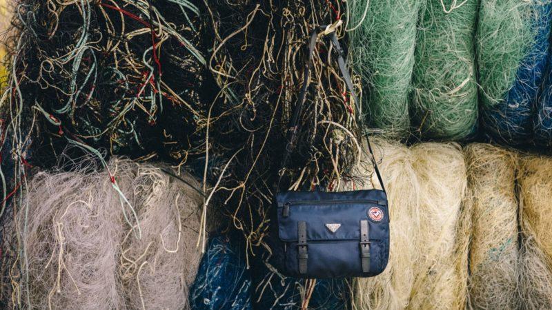 Prada Re-Nylon Bags - Bagpacks made from recycled plastic