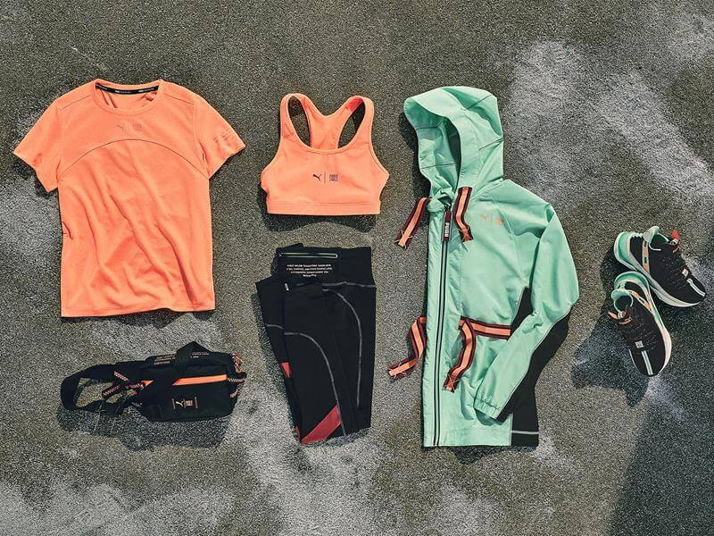 Puma x First Mile: Collection made from recycled plastic