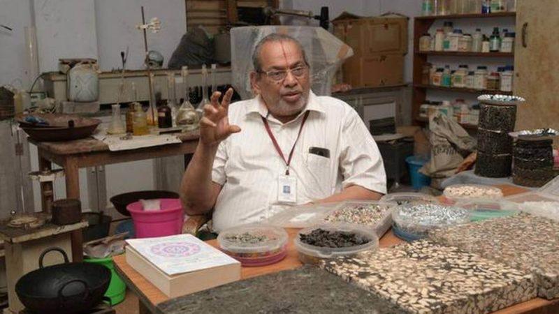 Rajagopalan Vasudevan - Plastic man of India
