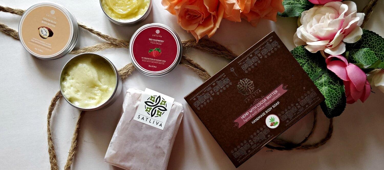 Satliva: Natural Hair Skin Products