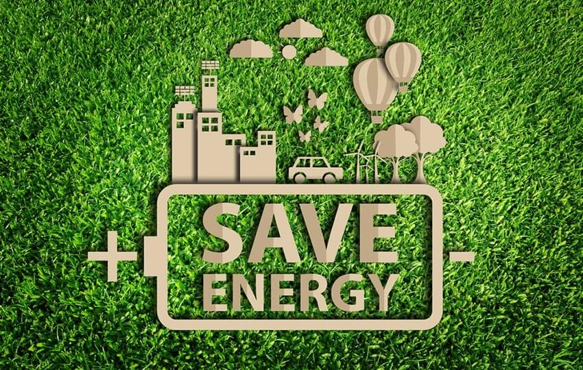 Saving Energy adds to Sustainability