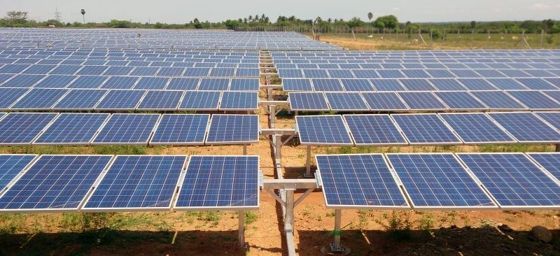 Solar Parks in India