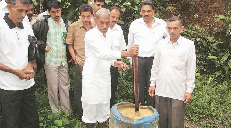 Subhash Palekar Zero Based Natural Farming Founder