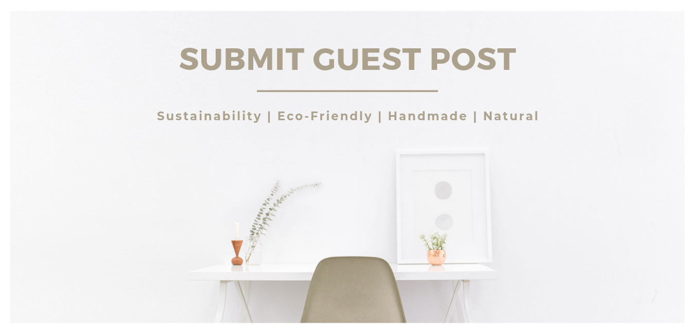 Guest Post on Sustainability