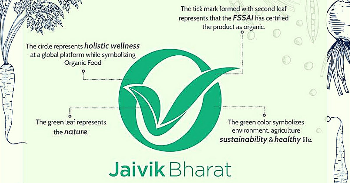 Jaivik Bharat: Certification for Organic Food in India