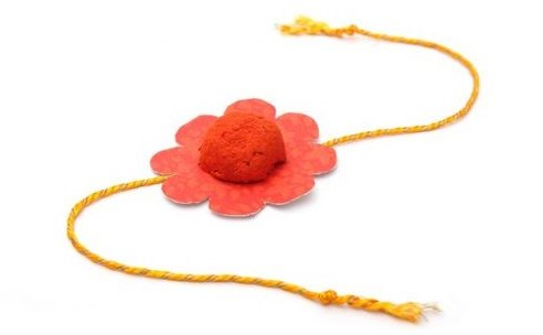 A Rakhi with a difference