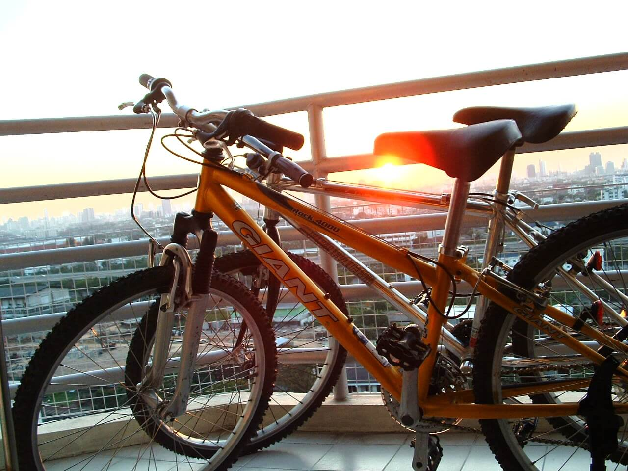 Riding a Bicycle and its benefits