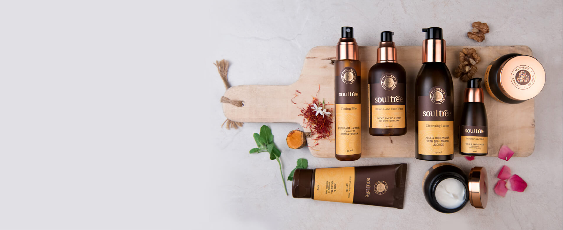Soul Tree- Natural Ayurvedic Beauty Products
